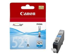 CANON CLI-521c ink cyan blister