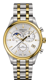 Certina DS-8 Chronograph Moon Phase