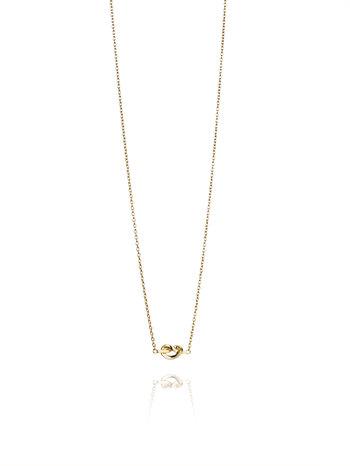 Efva Attling Love Knot Necklace