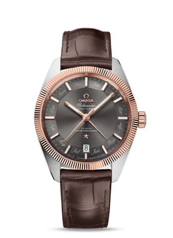 Omega Constellation Globemaster OMEGA CO-AXIAL Master Chronometer Annual Calendar 41 mm