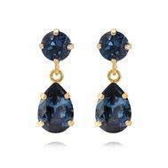 Mini drop earrings