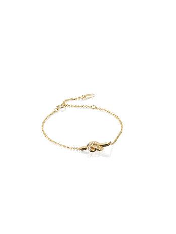 Efva Attling Love Knot & Stars Bracelet