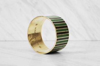 Skultuna - The Stripe Bangle Bracelet