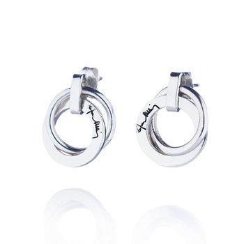 EFVA ATTLING Twosome Earrings