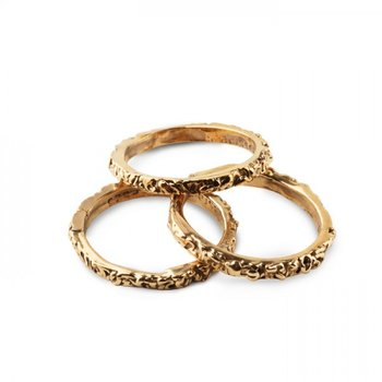 Thin Band Bronze Ring