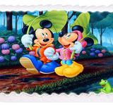 Mickey & Minnie Mouse 1
