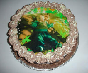 Own cakepicture