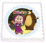 Masha och björnen 7