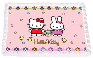 Hello Kitty Easter 1