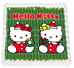 Hello Kitty Christmas 2