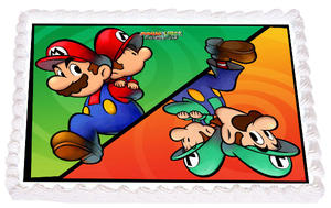 Super Mario  8