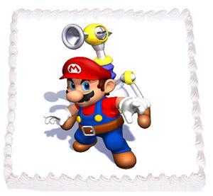 Super Mario 4