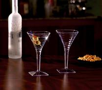 Martiniglas. 6 st.