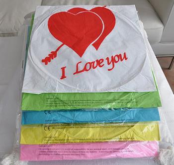 I Love You - Blue