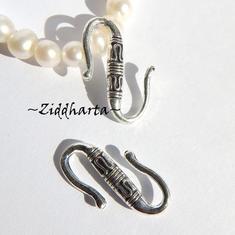 2 Keltiska S-formade lås /mellandelar -S-lås