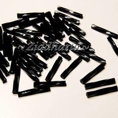 10gram MIYUKI 12mm Twisted - JETBLACK