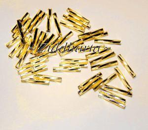10gram MIYUKI 12mm Twisted - GOLD