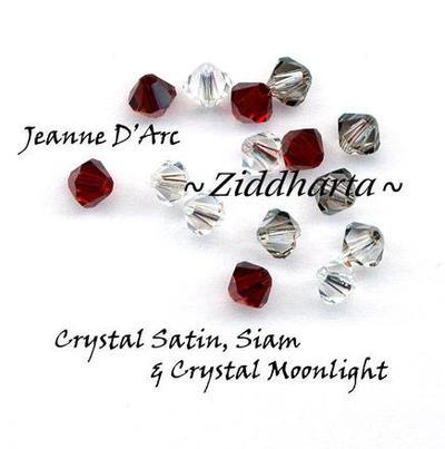 Swarovski Crystals 15st - Jeanne D'Arc