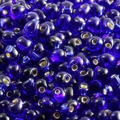10gram Miyuki Cobalt SL GlasTårar 4x3mm - DP20