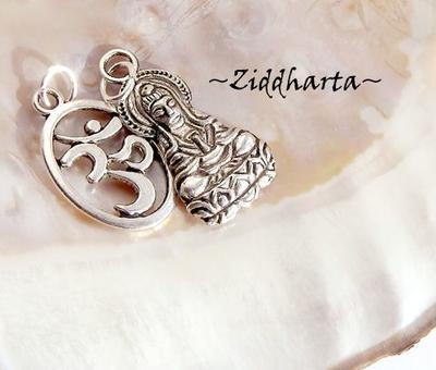 1st AS Hänge / Charms: Yoga Meditation Mindfulness Godess / Gudinna