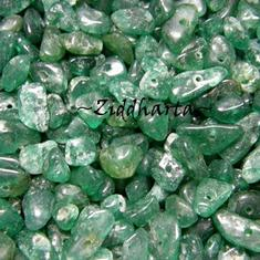 10gr Smaragdgröna: Dk Green Aventurine chips