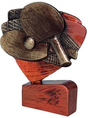 Bordtennisstatyett R5011