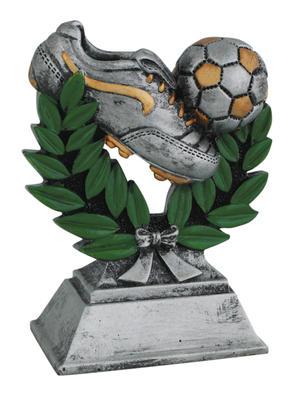 Fotbollsstatyett R003