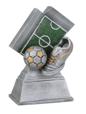 Fotbollsstatyett R007