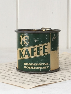 GAMMALT KAFFEMÅTT