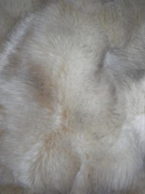 FUSKPÄLSPLÄD - POLAR BEAR