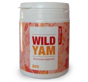 Wild Yam 240 kaps
