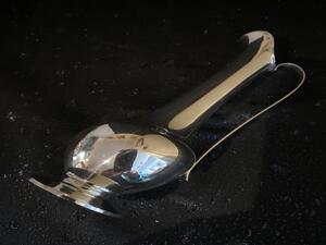 Vas -Rosvas  i Äkta silver. Sterling silver. Ny, oanvänd från 1950talet