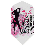 Pentathlon Butterfly Ladies Slim