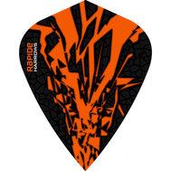 Harrows Rapide X Orange Kite