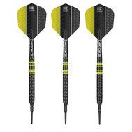 Target Vapor Black Yellow SOFTTIP 19g