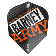 Target Barney Army Pro Ultra Black Ten-X