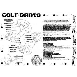 Bulls Darttavla Golf