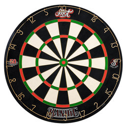 Shot Bandit Anniversary Dartboard Limited Edition