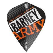 Target Barney Army Pro Ultra SvartaKite