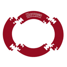 Harrows Jigsaw Surround Red