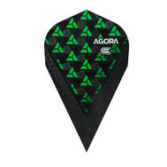 Target Agora Ultra Ghost Green Vapor