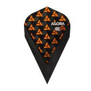 Target Agora Ultra Ghost Orange Vapor