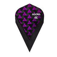 Target Agora Ultra Ghost Purple Vapor