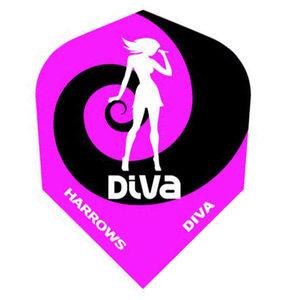 Harrows Diva Swirly