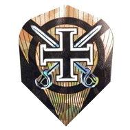 Hologram Cross & Sword