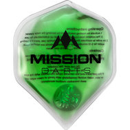 Mission Flux  Luxury Hand Warmer Green