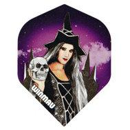 Winmau Mega Standard Purple Witch
