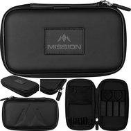 Mission Freedom XL Darts Case Black
