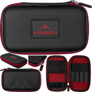 Mission Freedom XL Darts Case Red