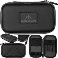 Mission Freedom XL Darts Fodral Grey